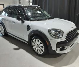 COUNTRYMAN - GREEN LIGHT CERTIFIED! RARE!! SPORTY!! LUXURY ALL IN ONE!! ALL WHEEL DRIVE!!