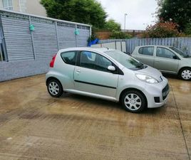 LOW MILEAGE PEUGEOT 107 2011 FOR SALE IN DONEGAL FOR €2,150 ON DONEDEAL