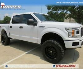 2019 FORD F-150 XL NEW LIFT/CUSTOM WHEELS AND TIRES