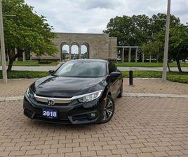 2018 HONDA CIVIC EX-T | CARS & TRUCKS | ST. CATHARINES | KIJIJI
