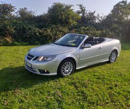 SAAB 93 TTID CONVERTIBLE NCT 2023 FOR SALE IN DUBLIN FOR €6,300 ON DONEDEAL
