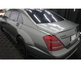 S 550 SEDAN RWD