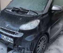 SMART FORTWO CABRIO SOFTOUCH PASSION