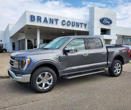 USED 2021 FORD F-150 LARIAT