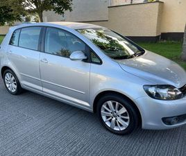 VW GOLF PLUS 1.2 TSI,ONLY 64K,NCT 04 23,TAX 04 22 FOR SALE IN DUBLIN FOR €10,650 ON DONEDE