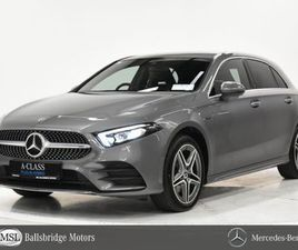 MERCEDES-BENZ A-CLASS A 250 E AMG LINE EXECUTIVE FOR SALE IN DUBLIN FOR €48,950 ON DONEDEA