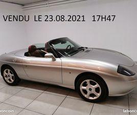 FIAT BARCHETTA CABRIOLET LIMITED EDITION N-1101