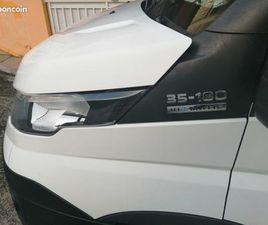 REPRISE DEFISC POUR IVECO DAILY HI-MATIC 180CV BOITE AUTO