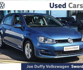 VOLKSWAGEN GOLF HL 1.4TSI ACT D7F 140 5DR FOR SALE IN DUBLIN FOR €15,900 ON DONEDEAL