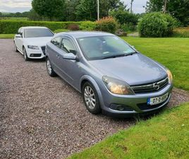 2007 OPEL ASTRA GTC 3DR 1.4 PETROL FOR SALE IN CORK FOR €1,650 ON DONEDEAL
