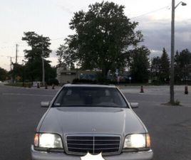 1999 MERCESDES BENZ S320 LWB RWD W140 FOR SALE   CARS & TRUCKS   BARRIE   KIJIJI