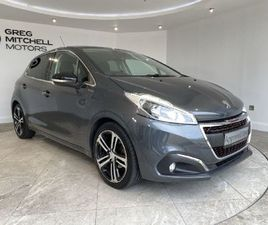 PEUGEOT 208 GT LINE BLUE HDI S/S FOR SALE IN TYRONE FOR £7,990 ON DONEDEAL