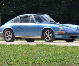 PORSCHE 911 S DE 1972 À VENDRE