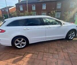 FORD MONDEO AUTOMATIC DIESEL