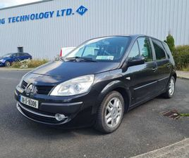 RENAULT SCENIC 1.5 DCI 6 SPEED 78 MILES FOR SALE IN LONGFORD FOR €3,300 ON DONEDEAL