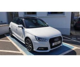 AUDI A1 SPORTBACK 1.0 TFSI S LINE 5DR FOR SALE IN DUBLIN FOR €22,995 ON DONEDEAL
