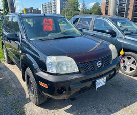 USED 2005 NISSAN X-TRAIL AS-IS