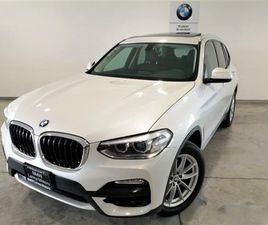 BMW X3 20IA EXECUTIVE AUTOMÁTICA MOD. 2019