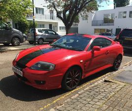 HYUNDAI, COUPE, COUPE, 2005, OTHER, 2656 (CC), 3 DOORS