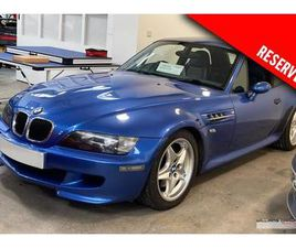 RESERVED - BMW Z3M COUPE (S50) RHD 1999
