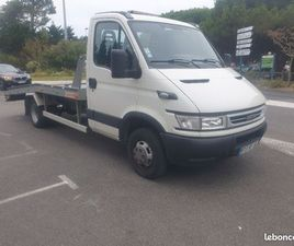 DEPANNEUSE IVECO DAILY III