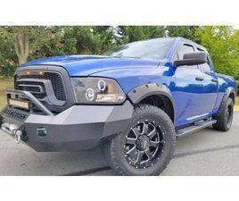EXPRESS QUAD CAB 6'4 BOX 4WD
