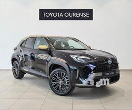 TOYOTA YARIS CROSS 1.5 HÍBRIDO 4X4 ADVENTURE AWD-I