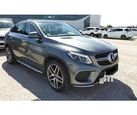 MERCEDES-BENZ CLASE GLE COUPE 350 D 4MATIC