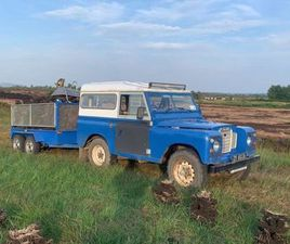 LANDROVER SERIES 3 FOR SALE IN WESTMEATH FOR €6,950 ON DONEDEAL