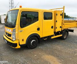 CAMION BENNE DOUBLE CABINE RENAULT MAXITY