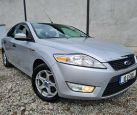 STYLE 1.8 TDCI 100PS 09. 09MY 4DR