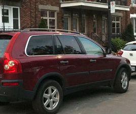 VOLVO XC90 2004   CARS & TRUCKS   CITY OF MONTRÉAL   KIJIJI