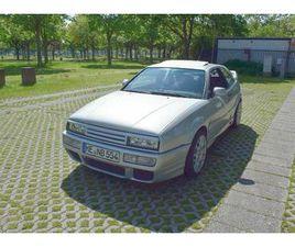 CORRADO VR6 AUTOMATIK BJ.10-1992,TÜV 05-2022, 220 TKM, VB 13.000
