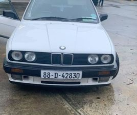 BMW E30 318I FOR SALE IN WICKLOW FOR €4,850 ON DONEDEAL