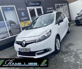 RENAULT GRAND SCENIC 1.6DCI LIMITED ED PAN ROOF 1 FOR SALE IN DUBLIN FOR €11,950 ON DONEDE