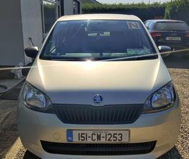 SKODA CITIGO FOR SALE IN WEXFORD FOR €6,500 ON DONEDEAL