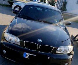 BMW 120D M PAKET ZUVERKAUFEN