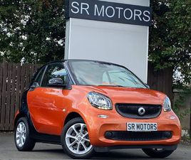 SMART FORTWO 1.0 PASSION (S/S) 2DR