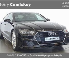 AUDI A7 S LINE 40 TDI 204BHP S TRONIC MHEV AUTO FOR SALE IN DUBLIN FOR €62,750 ON DONEDEAL