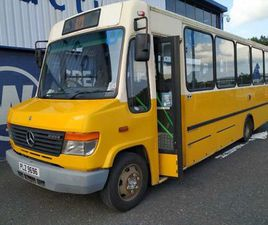 UNRESERVED BUS AUCTION FOR SALE IN DUBLIN FOR €UNDEFINED ON DONEDEAL