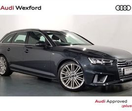 AUDI A4 AVANT S LINE 40TDI 190 S-TRONIC AUTO 473 FOR SALE IN WEXFORD FOR €42,975 ON DONEDE