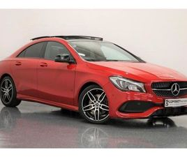MERCEDES-BENZ CLA-CLASS CLA 220 D AMG LINE FOR SALE IN DOWN FOR €34,848 ON DONEDEAL