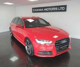 AUDI A6 S LINE TDI ULTRA FOR SALE IN DUBLIN FOR €29,950 ON DONEDEAL