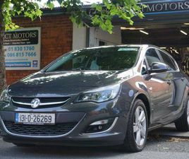 2013 OPEL ASTRA, 2.0CDTI, FSH, NCT 06/23, TAX 4/22 FOR SALE IN DUBLIN FOR €8,450 ON DONEDE