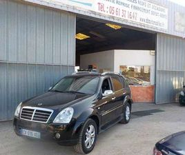 REXTON II 270 XVT 186 GRAND LUXE A
