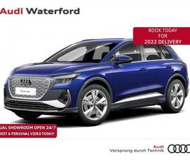 AUDI Q4 E-TRON RESERVE NOW 40 SLINE FOR SALE IN WATERFORD FOR €64,778 ON DONEDEAL