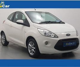 FORD KA EDGE 1.2 69PS 2DR FOR SALE IN CORK FOR €7,800 ON DONEDEAL