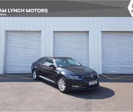 SKODA SUPERB STYLE 2.0 TDI 150 BHP FOR SALE IN KERRY FOR €27,950 ON DONEDEAL