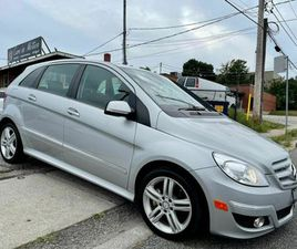 2011 MERCEDES-BENZ B-CLASS B-200 2.0L 4CYL/LOW KMS/CERTIFIED! | CARS & TRUCKS | CITY OF TO