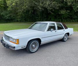 FOR SALE: 1989 FORD LTD IN CARTHAGE, TENNESSEE
